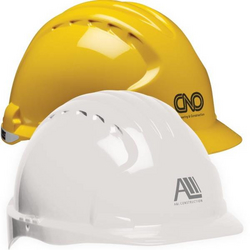 Evolution Deluxe 6151VEnted Hard Hat