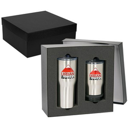 Urban Peak® Gift Set (20oz/3-in-1 Tumbler)