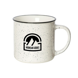 BEACH HOUSE 350 ML. (12 FL. OZ.) SPECKLED MUG